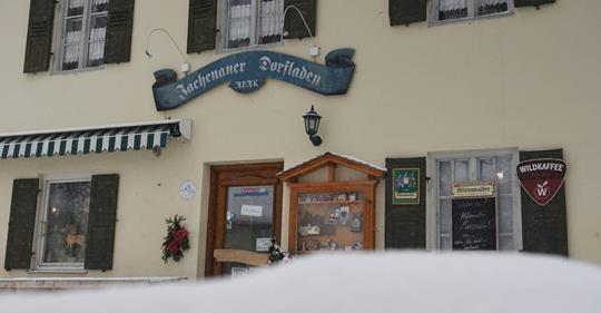 Danke für eure Anteilnahme, aber wir Bayern kommen mit dem Schnee schon klar!