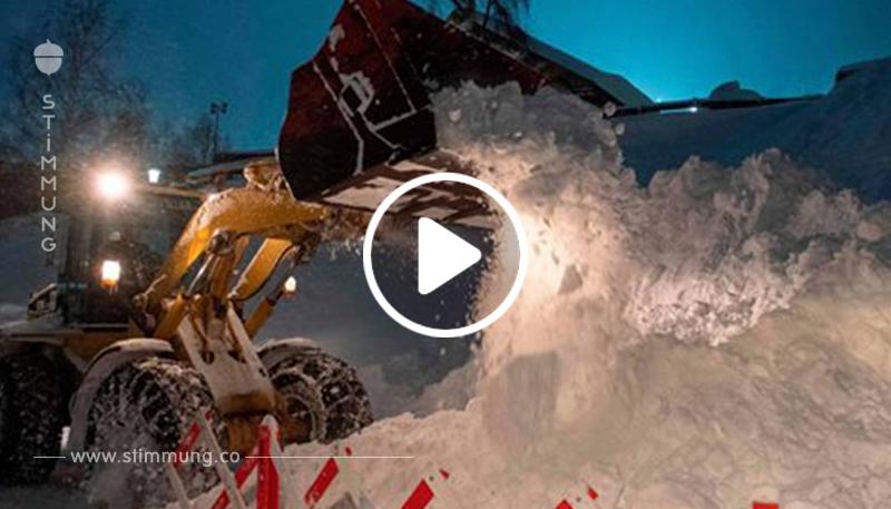 Frau stirbt im Schneestau auf der A8   Zugverkehr kommt in Teilen Sachsens zum Erliegen