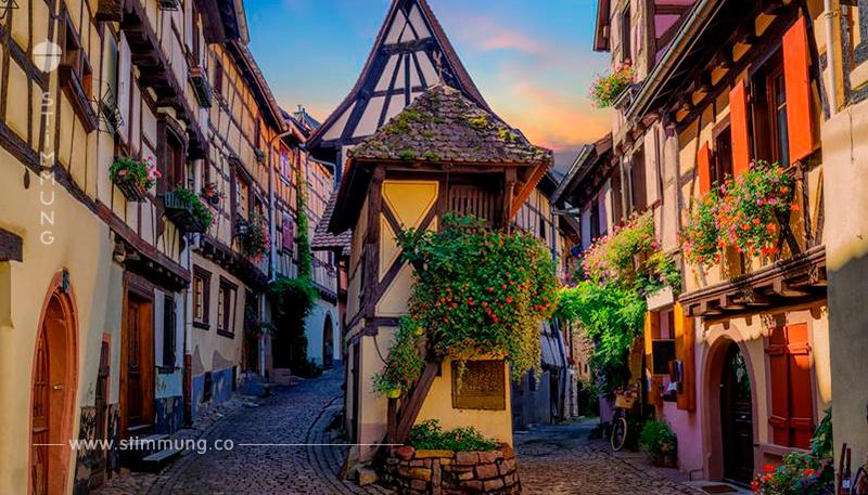 Elf romantische Orte, die eine Reise wert sind
