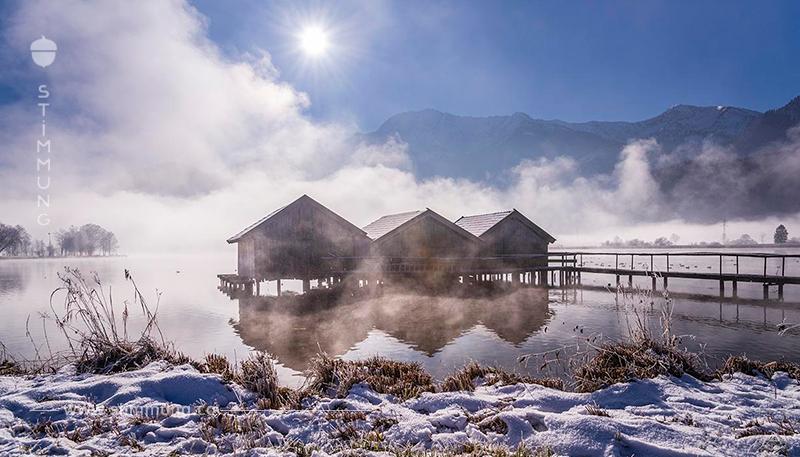 Die schönsten Winterlandschaften in Deutschland