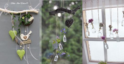 Die tollsten Frühlings-Dekorationsideen für die Fensterbank! Nummer 4 möchte ich auch haben.
