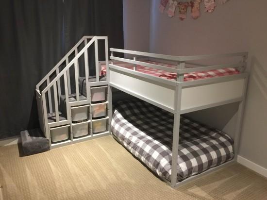 Die coolsten DIY-Betten aus IKEA-Möbeln für jung & alt ...