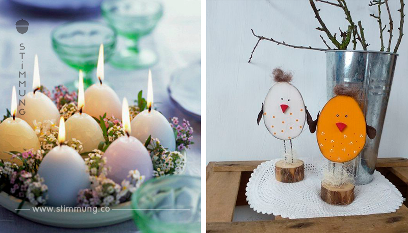 Ostern steht vor der Tür! 13 erstaunliche DIY Osterideen!