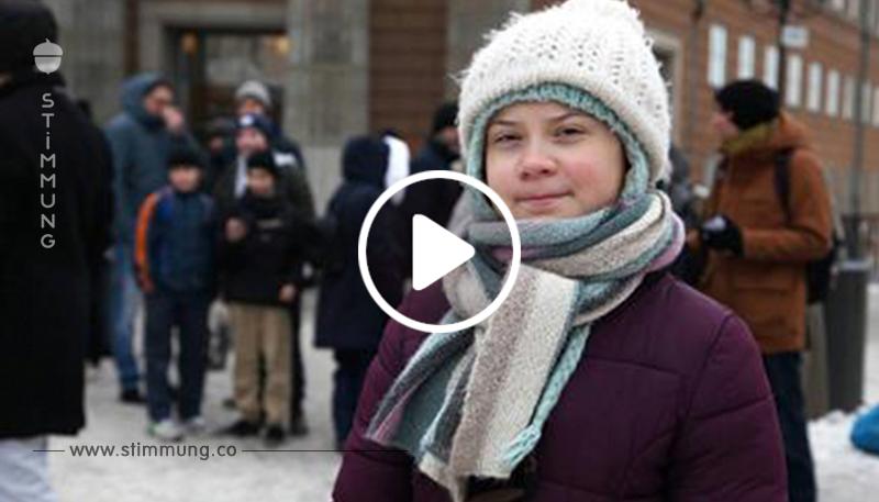 Absurde Pläne: Greta Thunberg kritisiert Deutschland   und findet deutliche Worte