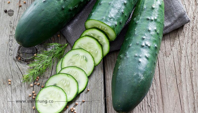 7 tolle Gesundheitsvorteile von Gurken