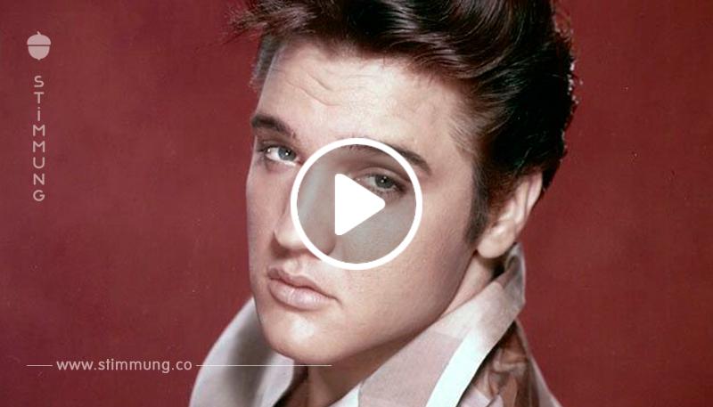 Elvis Presleys Enkel Benjamin ist erwachsen geworden – so sieht er heute aus