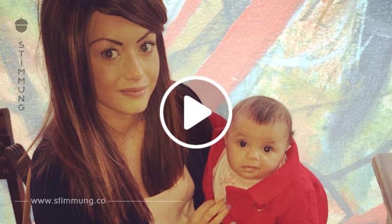 Alleinerziehende Mutter mit Krebs und mit einer Lebenserwartung von ein paar Wochen sucht nach einem