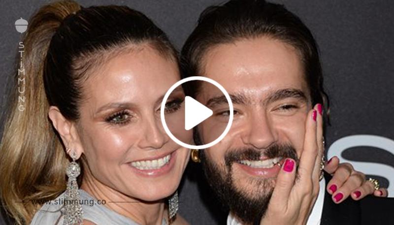 Heidi Klum und Tom Kaulitz erwarten ein Baby: Wolfgang Joop hat es ausgeplaudert