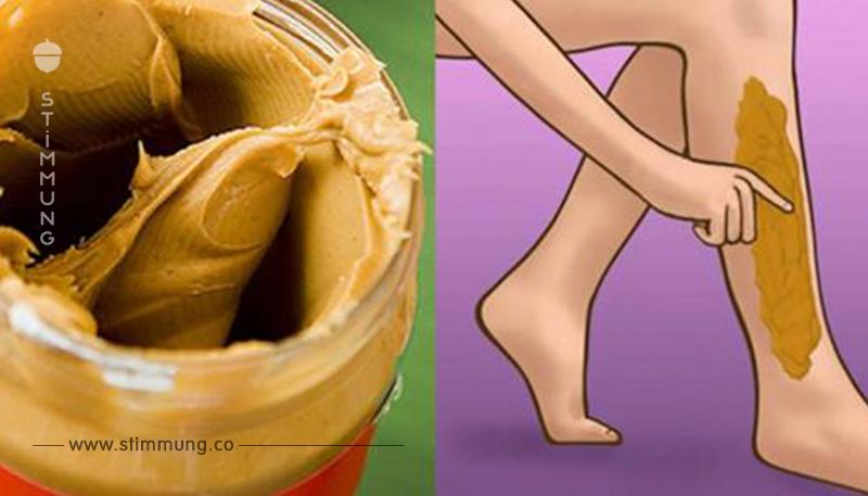 7 überraschende Dinge, die man mit Erdnussbutter anstellen kann.