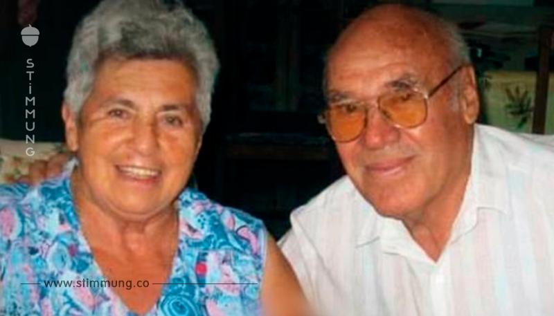 Paar das seit 62 Jahren verheiratet war, tötet sich selbst, um Familie nicht zu belasten