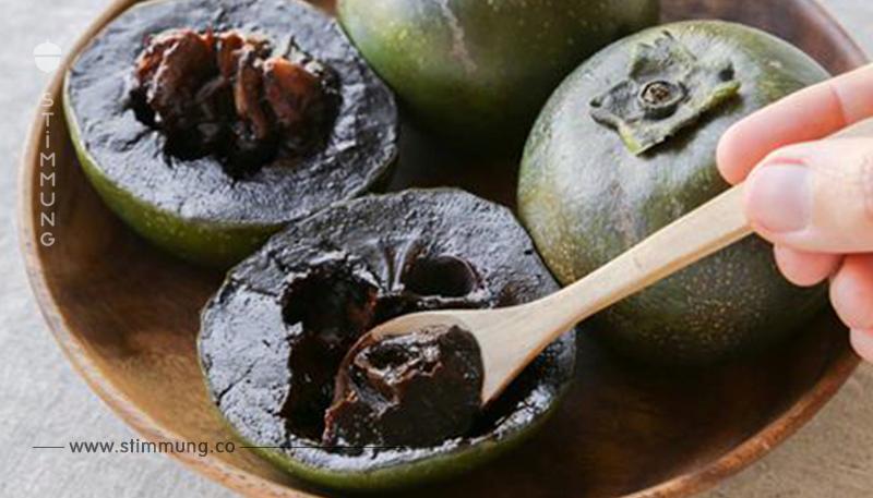 Dieses Obst schmeckt wie Schokopudding!
