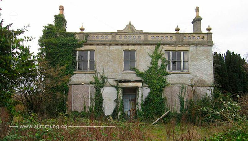 Mann entdeckt verlassenes Haus im Wald – öffnet die Tür und erstarrt beim Anblick