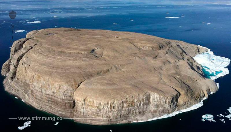 Warum sich zwei Staaten um diesen unbewohnten Felsen streiten