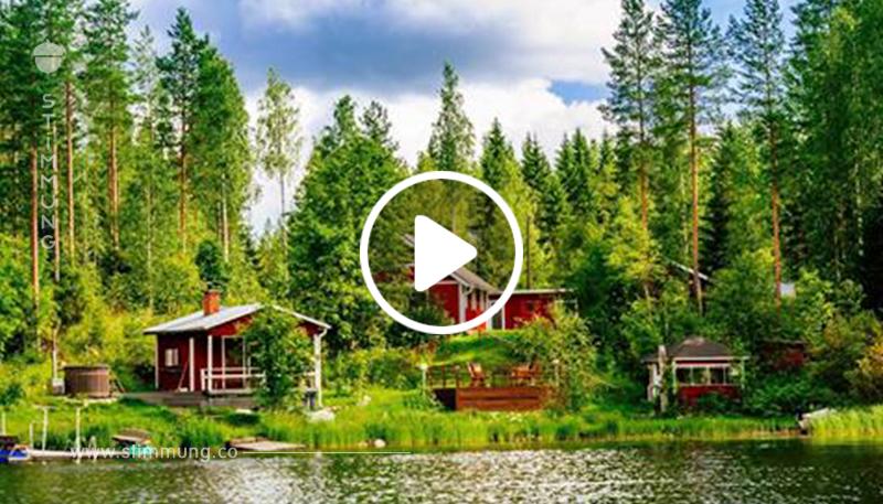 Finnland verlost Sommerferien, in denen man von einem Finnen das Glücklichsein lernen kann