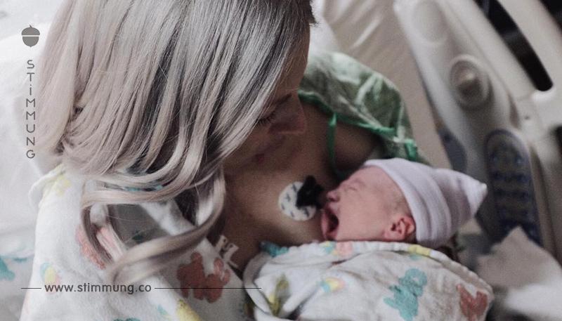 Junge Mutter überlebt Herztransplantation & bringt gesunde Tochter zur Welt – das Glück hielt nur 6 Stunden