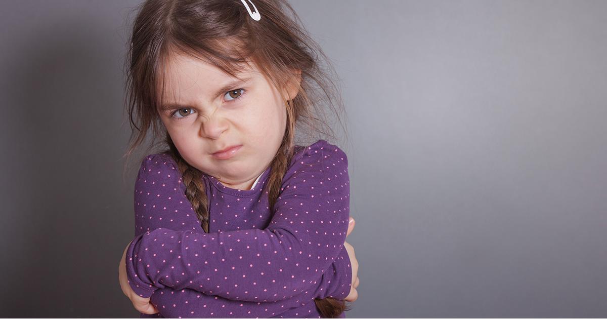 So reagierst Du am besten wenn Dein Kind Dir widerspricht!