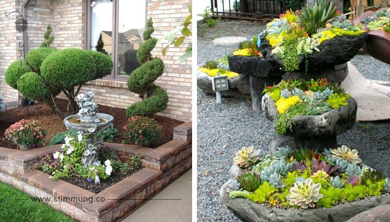 10 gute Ideen für den Anbau eines Gartens, die man in acht nehmen sollte.