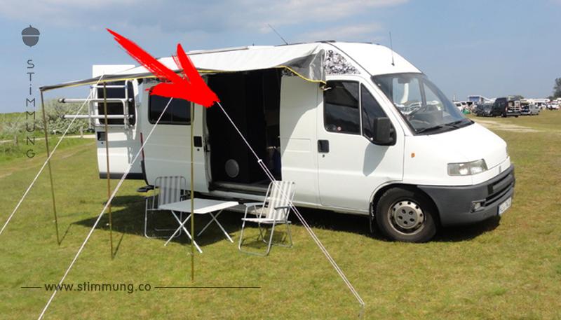 18 Ideen, Kleinbusse in Camper umzubauen.