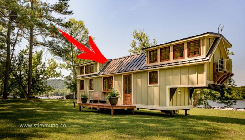 """WOW! Dies ist wohl eines der schönsten """"kleinen Häuser"""" die es gib! Sehen Sie sich den wunderschönen Innenraum an!"""