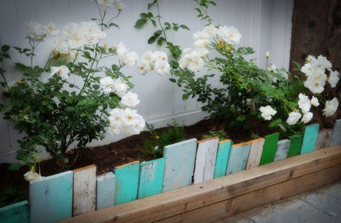 Eine schöne Gartenabtrennung gibt Ihrem Garten das gewisse Etwas… 10 Ideen!