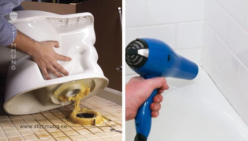 15 nützliche Heimwerker Tricks für kleine Reparaturen.
