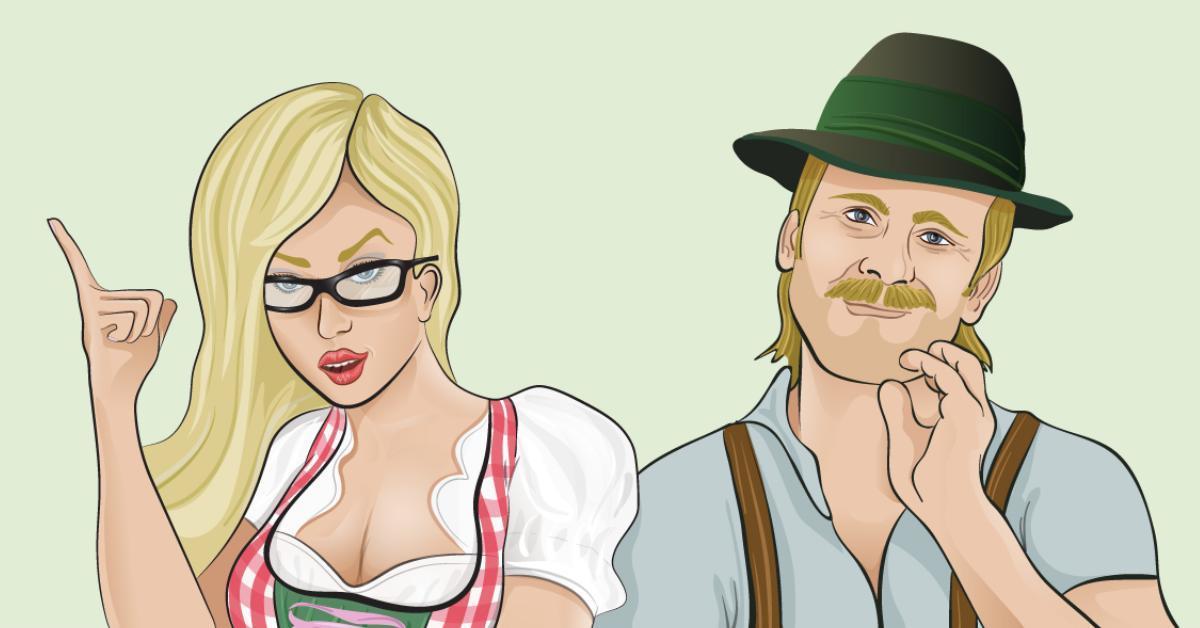 12 Fragen: Bestehst du den Deutsch und eingedeutscht Test?