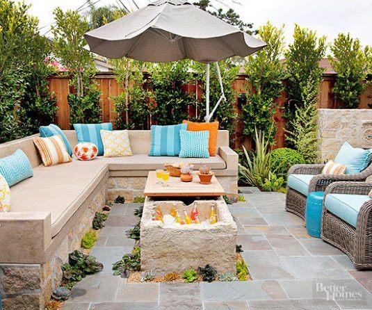 Möchten Sie diesen Sommer eine schöne Terrasse in Ihrem Garten? Dann sollten Sie diese 10 Beispiele gesehen haben!