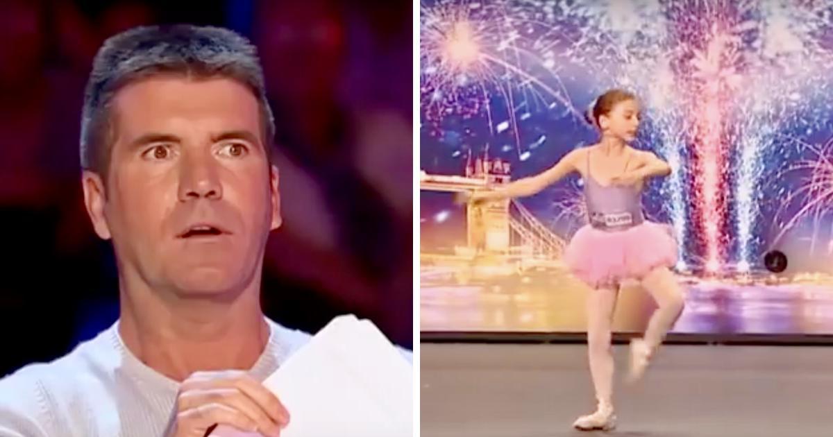 Jury-Mitglieder fassungslos, als Ballerina ihre Performance inmitten ihres Auftritts ändert