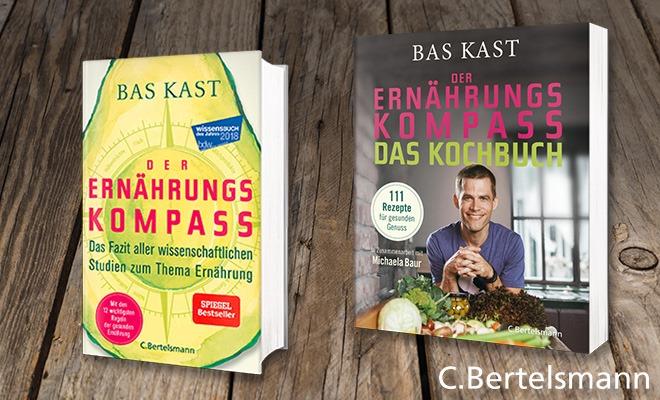 5 x den Ernährungskompass + Kochbuch zu gewinnen!