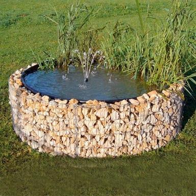 Steine und Eisen, die perfekte Kombination für Ihren Garten! Geben Sie Ihrem Garten Charakter mit diesen Stein-Ideen für Ihren Garten!