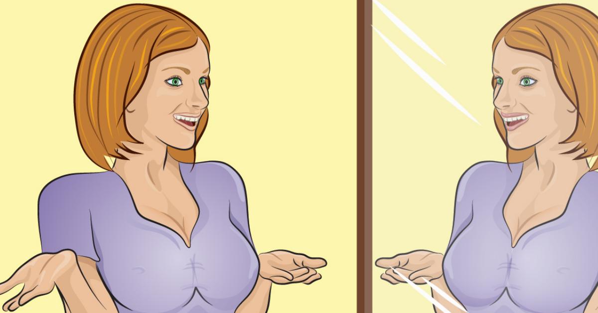 8 Anzeichen dafür, dass du die falsche BH Größe trägst.
