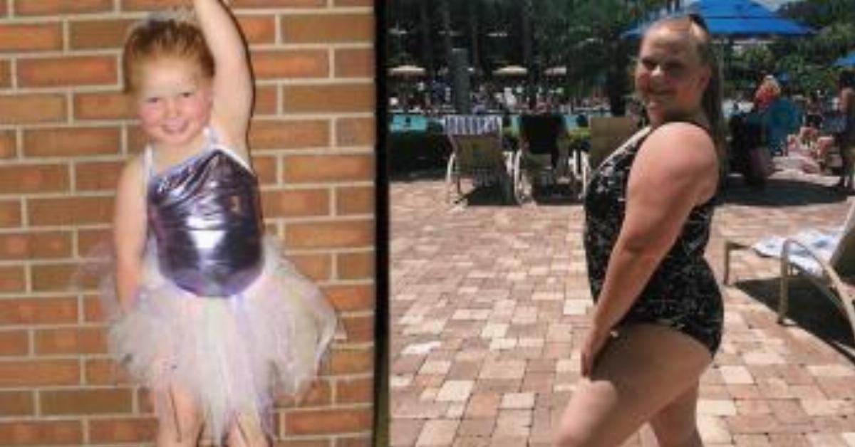 Übergewichtige 18 Jährige verblüfft mit Tanzkünsten.