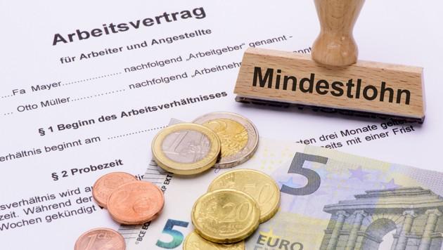 Rendi-Wagner für 1700 € Mindestlohn - steuerfrei!