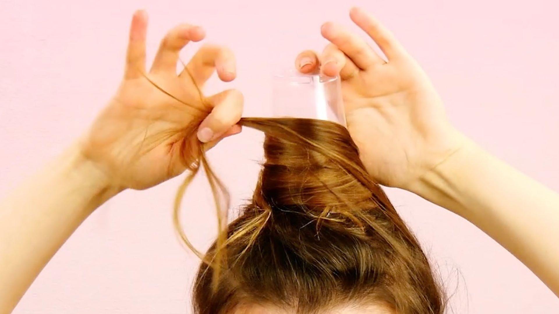 5 schnelle Frisuren mit WOW-Effekt