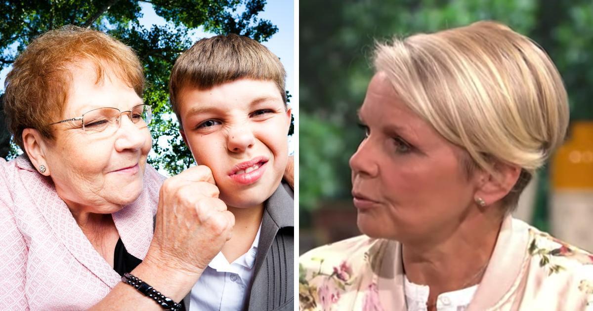 Experten verursachen hitzige Diskussionen, nachdem sie darauf bestanden, dass Großeltern ihre Enkelkinder um Erlaubnis bitten sollen, bevor sie diese umarmen