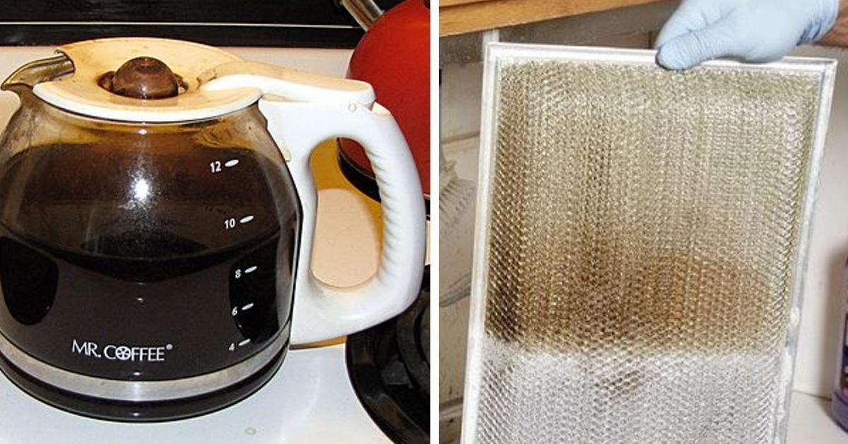 5 unerwartete Bakterienschleudern in deiner Küche.