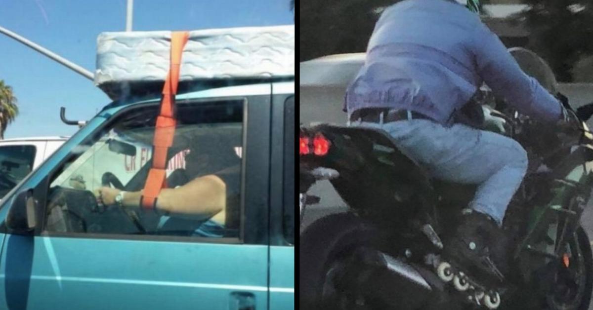 20 Fahrer, die ihren Führerschein besser abgeben sollten.