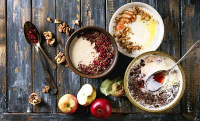 Porridge – Mit Haferflocken energiegeladen in den Tag starten