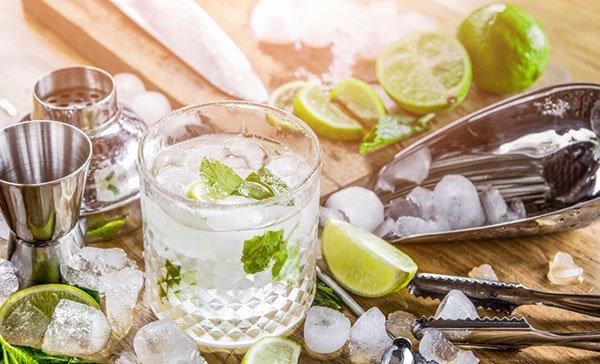 5 leckere (alkoholfreie) Cocktails für die Silvesterparty