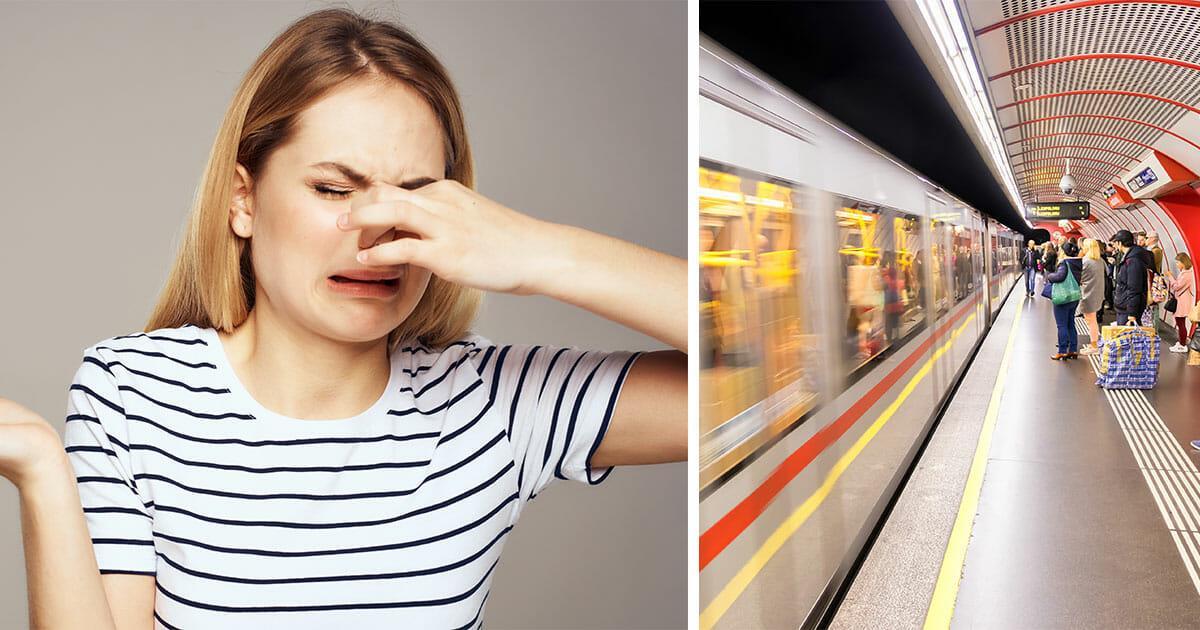 Wien: U-Bahn geht gegen den Gestank in den Zügen vor und parfümiert testweise zwei Linien
