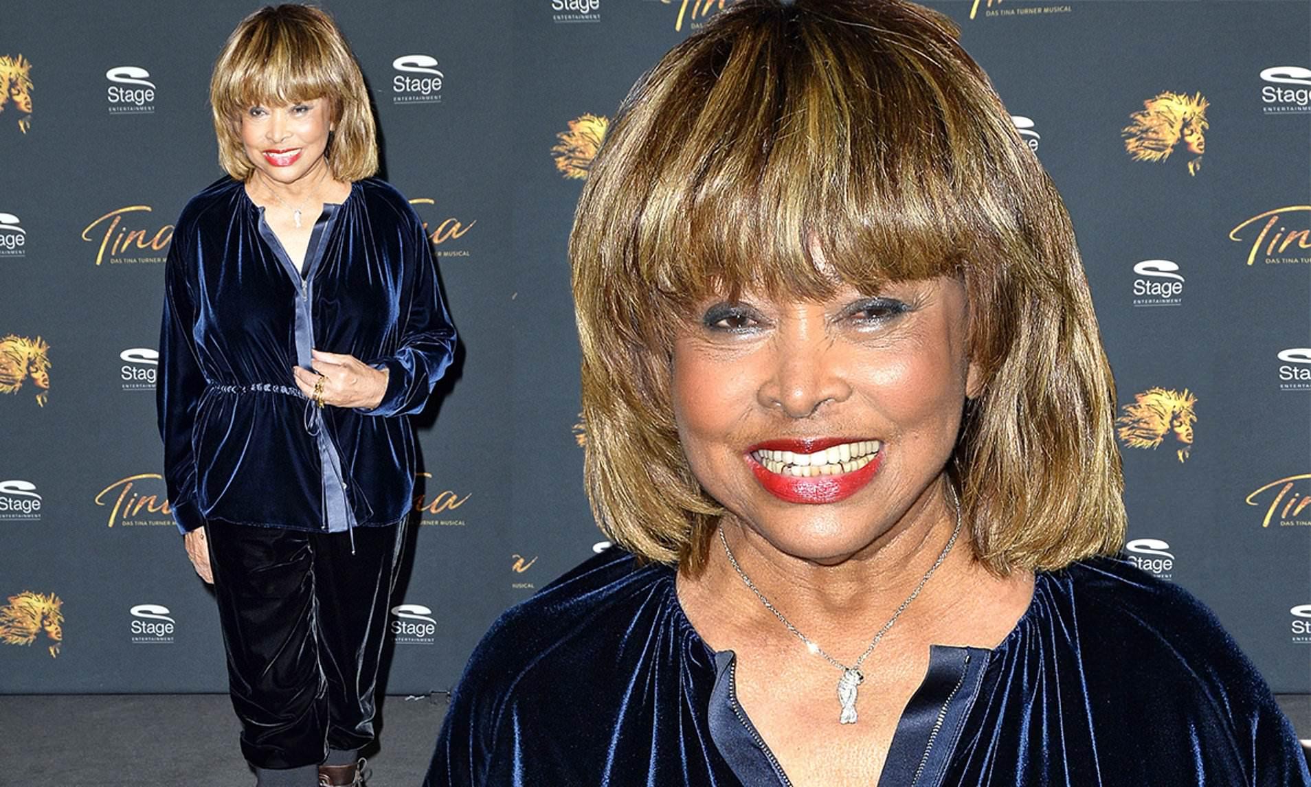 Tina Turner sagt ihren Fans an ihrem 80 jährigen Geburtstag, dass sie toll aussieht und sich gut fühlt