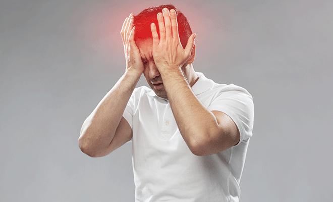 Stirnhöhlenentzündung: Erkennen und behandeln