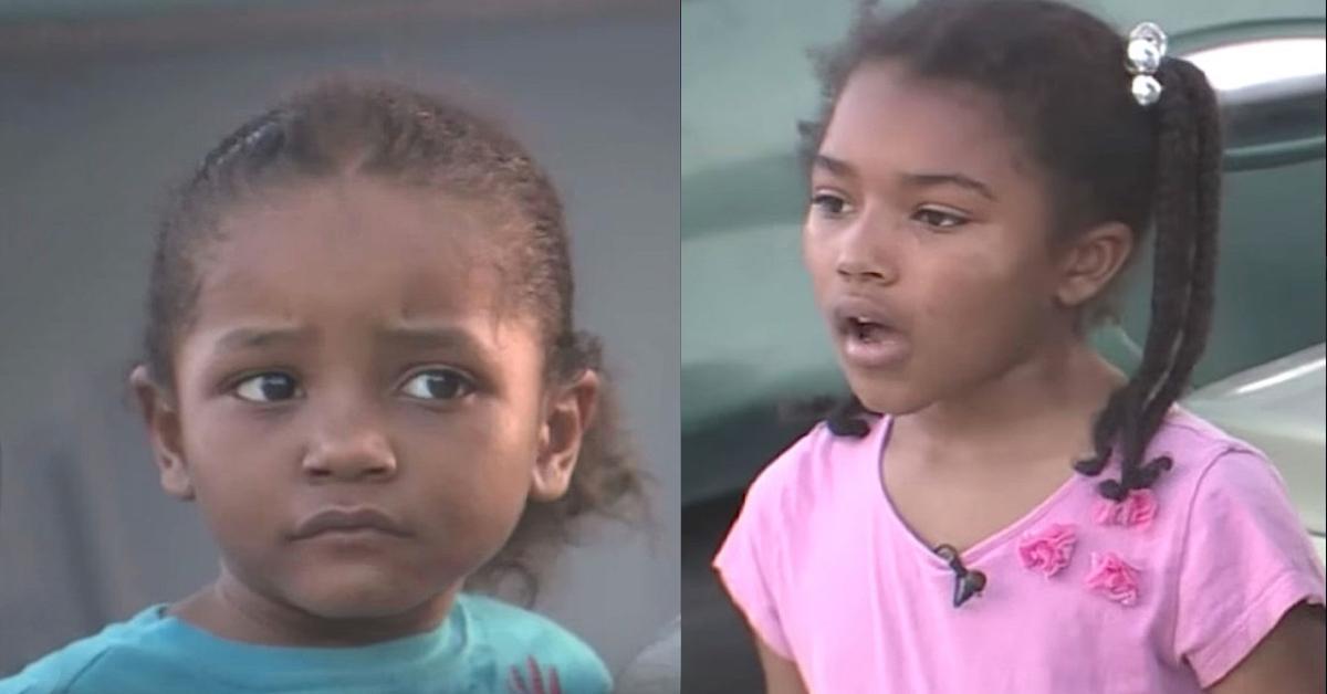 Entführte 8 Jährige rettet sich und kleinen Bruder.