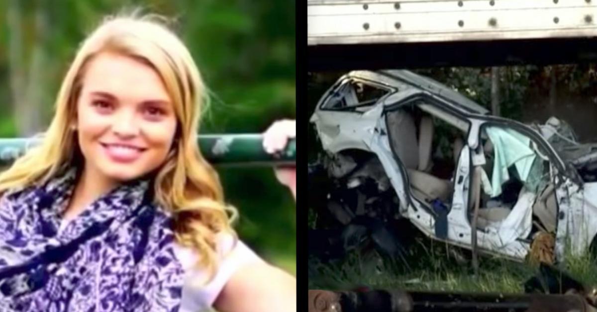 Nach Traum-Zeichen: Polizei findet Handy von Unfall-Opfer.