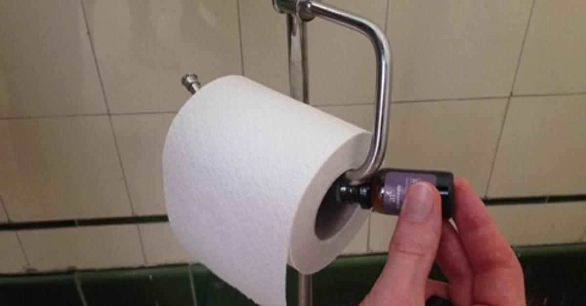 5 Tipps für eine saubere Toilette.