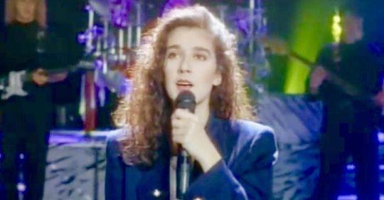 Celine Dion's erster Englisch Hit   Where Does My Heart Beat Now   wurde fast von einer anderen Künstlerin gesungen