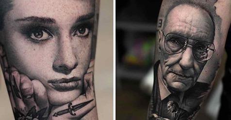 16 Tattoos, bei denen einem der Mund offen stehen bleibt