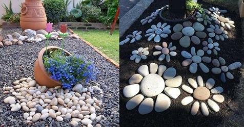 Möchten Sie etwas Besonderes in Ihrem Garten haben? Dann sind Ideen mit Steinen und Felsbrocken wirklich etwas für Sie!