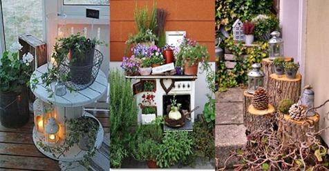 Ist Ihr Garten bereit für die Herbstsaison? Schöne Herbst-Gartenideen, um Sie zu inspirieren!