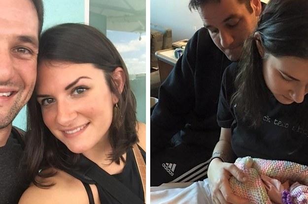 Sie entschied sich für eine Abtreibung, um nicht ihre tote Tochter austragen zu müssen